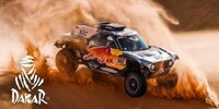 Dakar-Highlights 2021: Etappe 3 - Autos