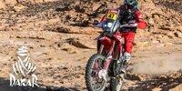 Dakar-Highlights 2021: Etappe 3 - Motorräder