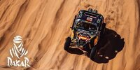 Dakar-Highlights 2021: Etappe 3 - SSV