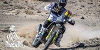 Dakar-Highlights 2021: Etappe 4 - Motorräder