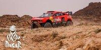 Dakar-Highlights 2021: Etappe 5 - Autos