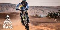 Dakar-Highlights 2021: Etappe 5 - Motorräder