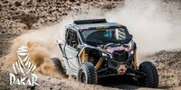 Dakar-Highlights 2021: Etappe 5 - SSV