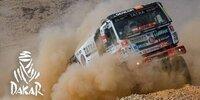 Dakar-Highlights 2021: Etappe 5 - Trucks