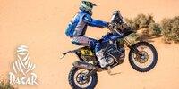 Dakar-Highlights 2021: Etappe 6 - Motorräder