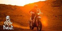 Dakar-Highlights 2021: Etappe 8 - Motorräder