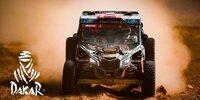 Dakar-Highlights 2021: Etappe 8 - SSV