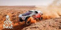 Dakar-Highlights 2021: Etappe 9 - Autos