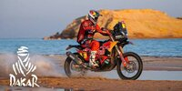 Dakar-Highlights 2021: Etappe 9 - Motorräder