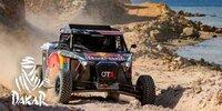Dakar-Highlights 2021: Etappe 9 - SSV
