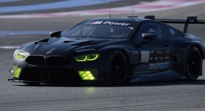 Debut Des BMW M8 GTE Das Auto Hat Grosses Potenzial