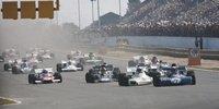 Die Geschichte der Formel-1-Rennen im Januar