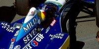 Die schönsten (und hässlichsten) F1-Autos 1995