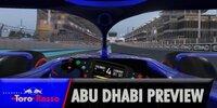 Die Toro-Rosso-Vorschau auf Abu Dhabi