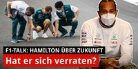 Donnerstag: Das sagt Hamilton über seine Zukunft