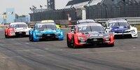 DTM 2020: Gerhard Berger bei den Tests auf dem Nürburgring