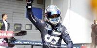 DTM 2021: Alex Albon stellt sein Team vor