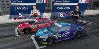 DTM-Finale-Hockenheim: Startaufstellung Sa