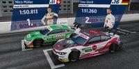 DTM-Finale Hockenheim: Startaufstellung So