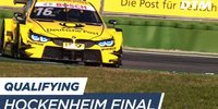 DTM Hockenheim: Highlights Qualifying 1