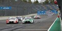 DTM Lausitzring 2 2020: Siebenkampf um den Sieg!