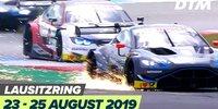DTM Lausitzring 2019: Das 500. Rennen!