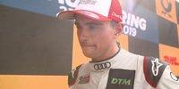 DTM Lausitzring 2019: Müller, Rennen 1