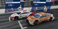 DTM Lausitzring 2019: Samstags-Startaufstellung