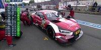 DTM Norisring: Rasts Pannen-Boxenstopp