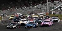 DTM Nürburgring 2021: 7 Marken sorgen für turbulentes Rennen