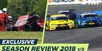 DTM Saisonrückblick 2018: Teil 1