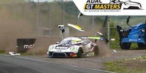 Dylan Pereira zerstört das Motorsport.com-Banner