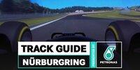 Eine Nürburgring-Runde am Mercedes-Simulator