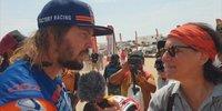 Erstes Interview mit Dakar-Sieger Toby Price