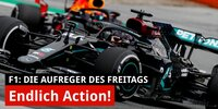 F1 bizarr: Freitagstraining in Spielberg
