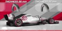 F1-Technik 2019: 1480 Löcher in der Bremsscheibe!