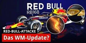 F1-Technik: Das große Update am Red Bull RB16B