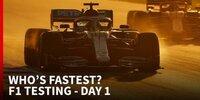 F1-Tests 2020 Barcelona: Racing Point, der