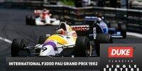 F3000 Pau-Grand-Prix 1992