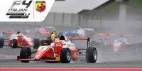 F4 Italien: Hungaroring - Rennen 1