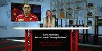 Falsche Entscheidung von Ferrari?
