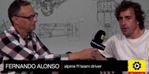 Fernando Alonso: Die Formel 1 wird DRS immer brauchen