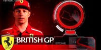 Ferrari in Silverstone: Copse mal Vollgas?