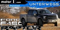 Ford F-150 Raptor 2018 im Test