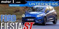 Ford Fiesta ST 2019 im Test