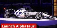 Formel 1 2020: AlphaTauri-Launch