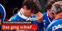 Formel-1-Geschichte: Die fürchterlichsten Titelverteidigungen