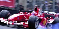 Formel-1-Legende: Ferrari F2004