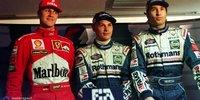 Formel-1-Piloten, die eine Rennsperre bekamen