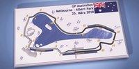 Formel-1-Strecken 2018: Melbourne